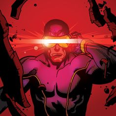 Cyclops // artwork by Andrew Robinson (2012)