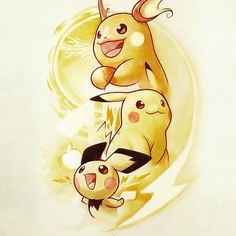 Team Pichu Work for the trainer @thenickykos COMMISSIONS…