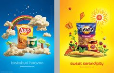 25 Creative and Mind-Blowing Foodscape Advertisements by Carl Warner Visual Advertising, Creative Advertising, Advertising Design, Advertising Ideas, Advertising Magazines, Advertising Campaign, Food Banner, Web Banner, Banners