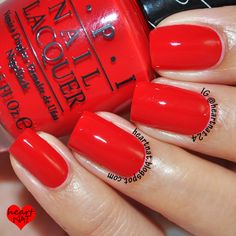 OPI Over and Over A-Gwen