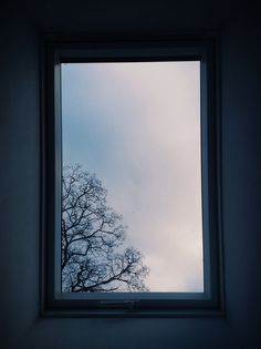 Through the window to the sky