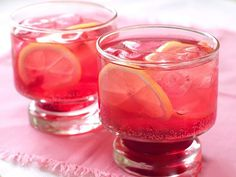 There's nothing that beats homemade lemonade…except adding strawberries to the mix! #Lemonade #Strawberry #DrinkRecipe