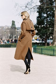 Vanessa Jackman: Paris Fashion Week AW 2015....Elena