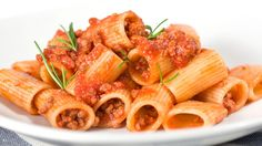 Red Pepper and Turkey Pasta #Recipe