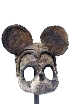 Motorcycle Mask, Wolf Mask, Stripping Paint, Steampunk Mask, Belle And Beast, Disney Monsters, Dark Disney, Disney Images, Alien Creatures