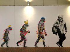Artist: dolk - shibuya. City:  Tokyo