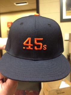 "Colt .45s hat.....piss on JON ""BOY"" Daniels....screwed up a very very very good Texas Rangers team....Go Stros!!!"