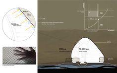 Architects ponder building on Mars