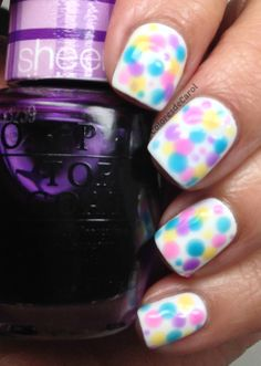 Colores de Carol: OPI Sheer Tints Top Coats, Swatches, Review and Giveaway.