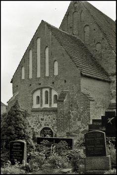 https://flic.kr/p/22NLeUj | Dorfkirche Thulendorf II | Mecklenburgische Dorfkirchen 1987