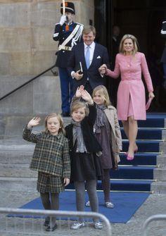 Entronizacion como Rey de Holanda del Principe Willem Alexander y su mujer Maxima Zorreguieta como Reina consorte el 30 de abril de 2013. II PARTE - Página 37