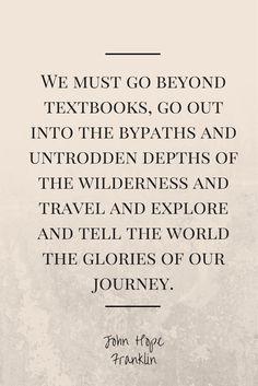 We must go! #wanderlust