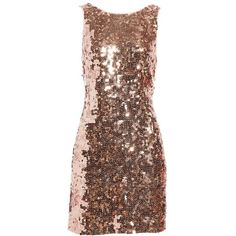Women's Kate Spade New York Sequin Bow Minidress (4.410 NOK) ❤ liked on Polyvore featuring dresses, sequin cocktail dresses, short sequin dress, short dresses, sparkly mini dress and brown dresses