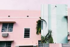 Color Curiosities in Miami | Free People Blog #freepeople