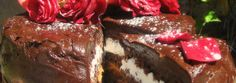 Bar One Chocolate Cake Very Moist cake and looked gourmet and tasted gourmet Whipped Icing, Gooey Bars, Cake Mixture, Moist Cakes, Cake Flour, Cake Tins, Baking Ingredients, No Bake Cake, Wine Recipes