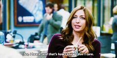And she always tells it like it is. | 22 Reasons Why Gina Linetti Is The Hero We All Need