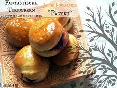 Phanstatische Tierwesen und wo sie zu finden sind: Paczki (Berliner Pfannkuchen) aus dem Ofen à la Jacob Kowalski