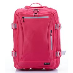 Smart Carry-On Pink, $140, now featured on Fab.