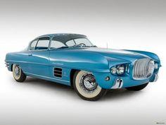 1954 Dodge Firearrow Sport Coupe.