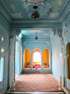 City Palace - Udaipur - India