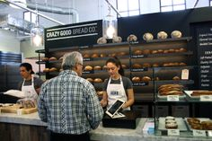 Welcome to #SBPublicMarket merchant @Crazy Good Bread Co.!  http://sbpublicmarket.com/