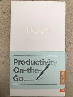 Lenovo Yoga Book Windows 10
