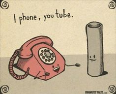 I phone, you tube. Funny, humor :D Haha Funny, Funny Cute, Funny Stuff, Funny Ads, Funny Jokes, Silly Meme, Funny Humour, That's Hilarious, Funny Laugh