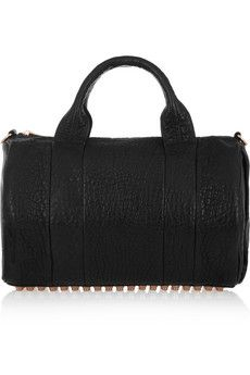 Alexander Wang The Rocco textured-leather tote | NET-A-PORTER