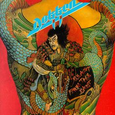 Dokken, Beast from the East****: I've been pretty hard on Dokken today, but a lot of that may be left over from my earlier days when, for some reason, I didn't like this band. But listening to three studio albums and this live album has really got me reassessing my assessment of this band. Perhaps they are not as bad as I remember them being. Yes, I've given them four star efforts, but a couple have come close to five stars. Interesting. 7/12/16