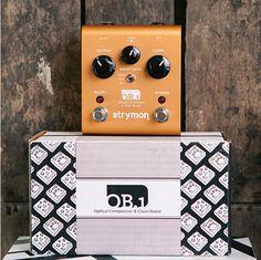 Strymon OB.1 | Available at Garrett Park Guitars | www.gpguitars.com