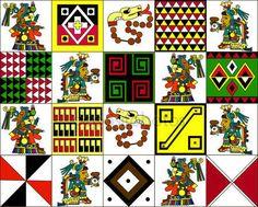 Yükle - Etnik desen Amerikan Kızılderililerin: Aztekler, Mayalar, İnka. Vektör çizim — Stok İllüstrasyon #111234012