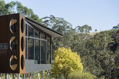 Needs no words. Holiday accommodation in Daylesford and Hepburn Springs. 5 star. Clifftop at Hepburn.
