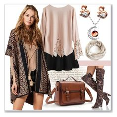 """""""shein-IV-7"""" by ane-twist ❤ liked on Polyvore featuring WithChic and shein"""