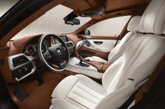 BMW Gran Coupe Interior