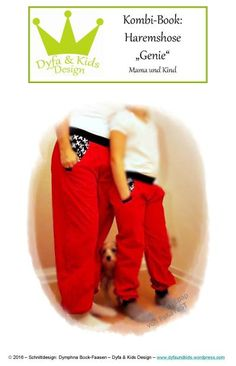 Diy For Kids, Parachute Pants, Sweatpants, Books, Design, Fashion, Sewing Patterns, Trousers, Breien