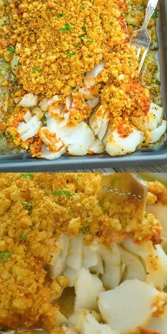 If you had to try only one recipe from my site, I'd suggest you try this Baked Cod. It makes a great family meal, yet is worthy of a special occasion. If you want to impress your loved ones, this is t Baked Cod Recipes, Seafood Recipes, Dinner Recipes, Cooking Recipes, Healthy Recipes, Recipes For Cod, Best Fish Recipes, Cod Fish Recipes, Budget Recipes