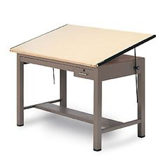 Drawing Table Plans