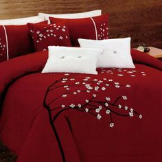 Rosso 6PC Comforter Set - 139 + FREE SHIPPING