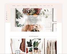 76 Best Creative Market Graphics 2019 images in 2019 Wordpress Theme, Wordpress Template, Wordpress Blogs, Wordpress For Beginners, Header Banner, Mobile Responsive, Web Themes, Instagram Bio, Social Media Template