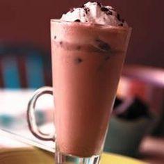 Cappuccino Cooler