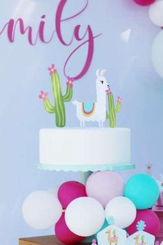 Take a look at the cute birthday cake topped with a llama and some cactus at this llama birthday party. See more party ideas and share yours at CatchMyParty.com #catchmyparty #partyideas #4favoritepartiesoftheweek #llama #llamas #llamacake #girlbirthdayparty Bridal Shower Cakes, Baby Shower Cakes, Llama Birthday, Girl Birthday, Cute Birthday Cakes, Birthday Parties, Halloween Kids, Halloween Party, Rustic Cake