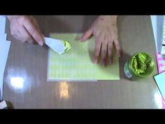 14 Paper Craft Techniques: Handmade Cards #video #tutorial