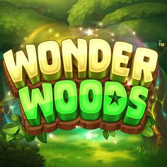 Play the famous Wonder Woods game at Casino! Wood Games, Online Casino Games, Woods, Play, Logo, Logos, Woodland Forest, Forests, Environmental Print