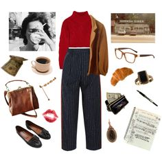 i'm not a kid anymore by urmypoison on Polyvore featuring Vivienne Westwood Anglomania, American Apparel, Acne Studios, Topshop, AmeriLeather, 1928, Giorgio Armani, Chanel and Montblanc