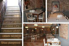 Interior Restaurant Urban Urban, Interior, Restaurant, Indoor, Interiors