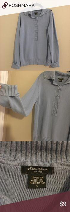 S W E A T E R • T O P Gently used in good conditions. Eddie Bauer Sweaters Cowl & Turtlenecks