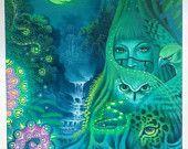 Owl Priestess