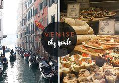 """Vous partez à Venise ? Ne manquez pas cet article ! Un """"Venise City Guide"""" complet : où se loger, que visiter, où manger, où sortir, où faire du shopping..."""