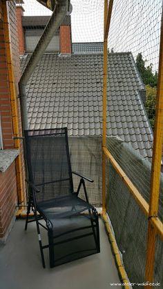 Atelier Waldfee: Projekt Balkon: Aufbau und Fertigstellung Teil 2