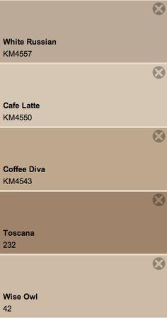 Basics Kelly Moore Entryway and Hallway Decorating Ideas Basics Kelly Moore Interior Paint Colors For Living Room, Exterior Paint Colors, Paint Colors For Home, Living Room Colors, Bedroom Colors, Kelly Moore Paint Colors Interiors, Beige Living Room Paint, Brown Paint Colors, Brown Paint Schemes